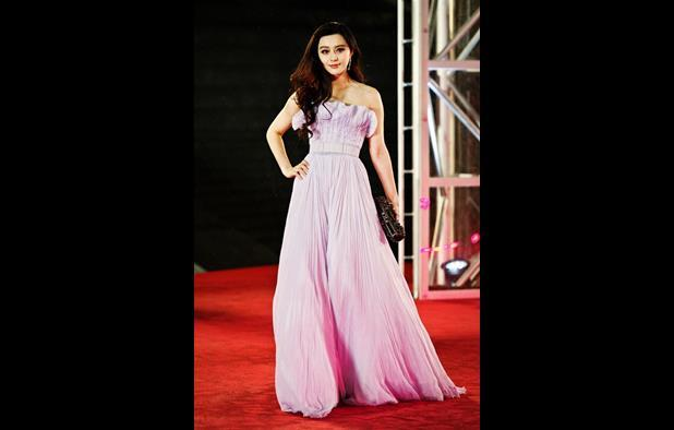 Actress Fan bingbing